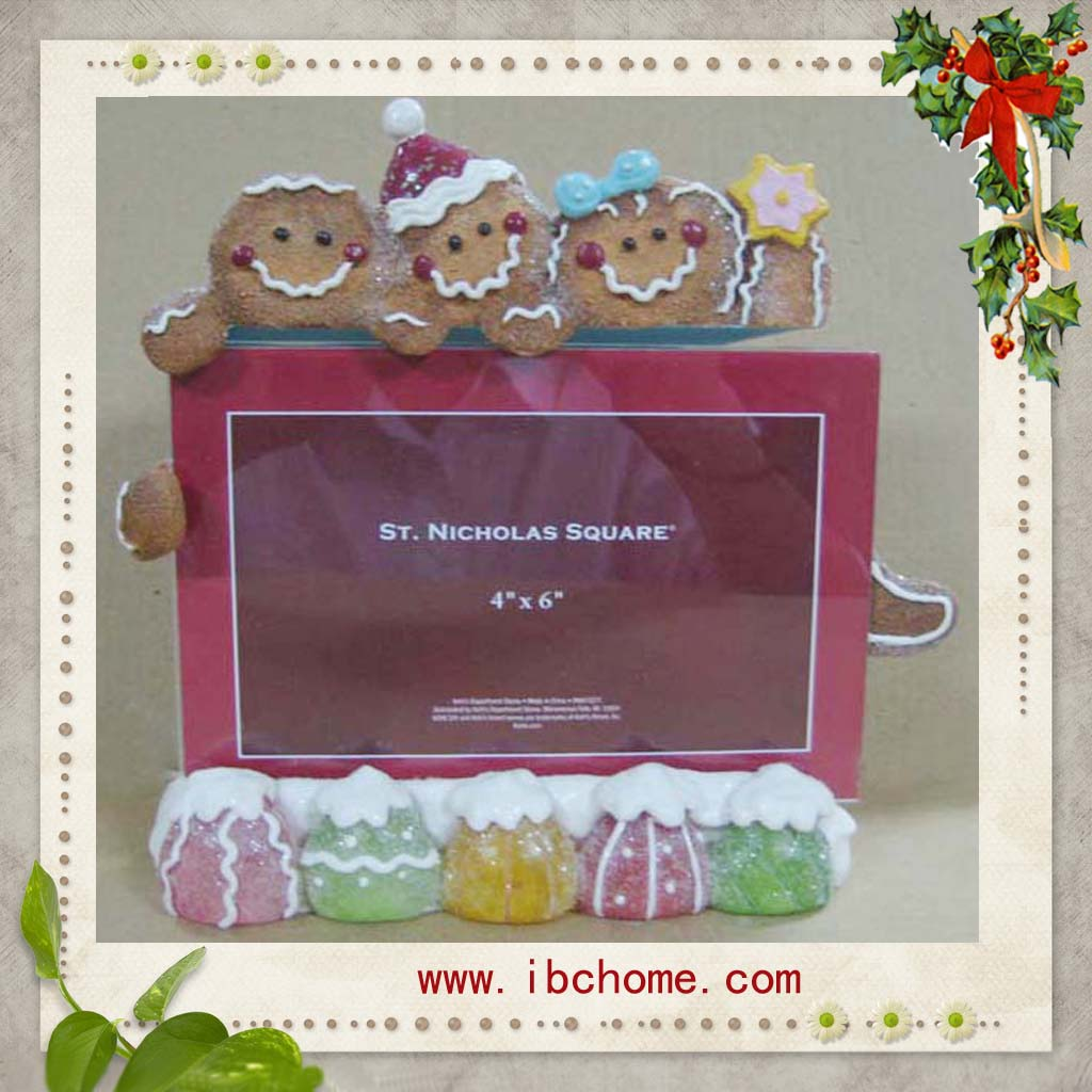 Photo frames/Picture frames,snowman,reindeer,christmas tree