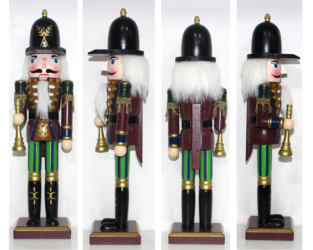 Wooden Soldiers Nutcracker,Christmas Ornaments holiday decoration2