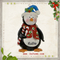 Ruthie Christmas Penguin ornaments
